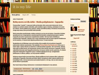 magdagleinert.blogspot.com screenshot