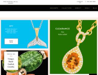 mage.jewelry.com screenshot