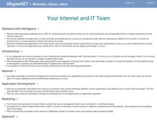 mageenet.org screenshot