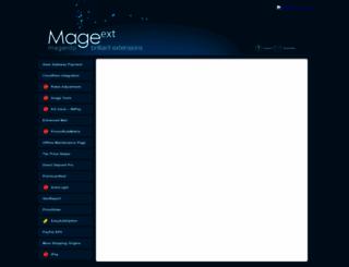 mageext.com screenshot