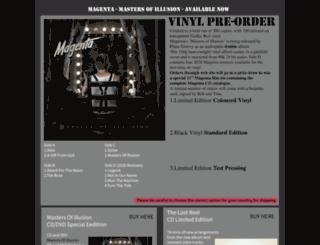 magenta-web.com screenshot