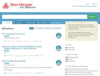 magento-manager.betaeasy.com screenshot