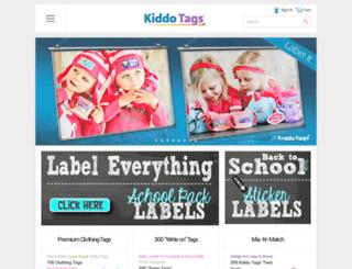 magento.kiddotags.com screenshot