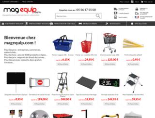 magequip.com screenshot