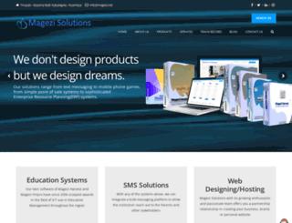 magezi.net screenshot
