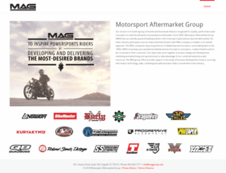 maggroup.com screenshot