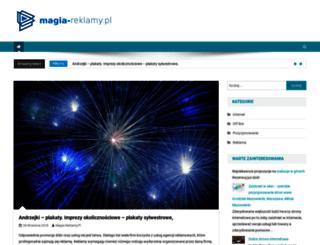 magia-reklamy.pl screenshot