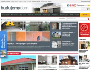magiaswiat.budujemydom.pl screenshot