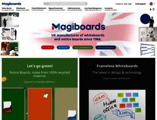 magiboards.com screenshot