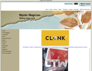 magicalcircle.net screenshot