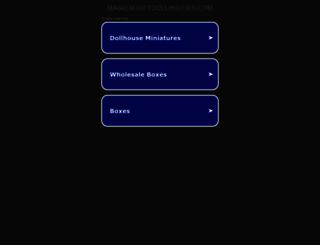 magicalgiftdollhouses.com screenshot