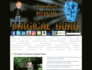 magicalguru.com screenshot
