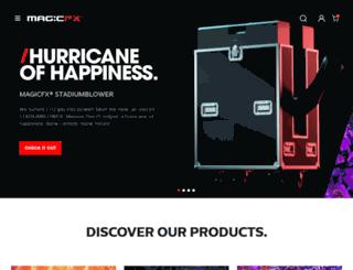 magiceffects.com screenshot