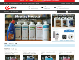 magicemart.com screenshot