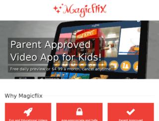 magicflixv3.azurewebsites.net screenshot