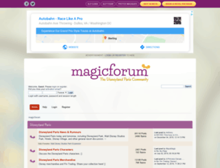 magicforum.eu screenshot