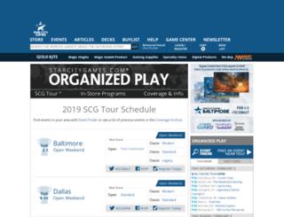 magicgp.com screenshot