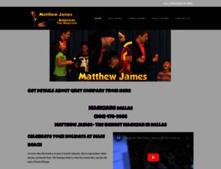magiciansforkidsdallas.weebly.com screenshot