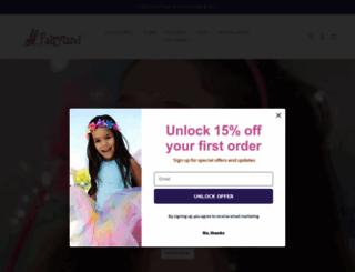 magicinfairyland.com.au screenshot