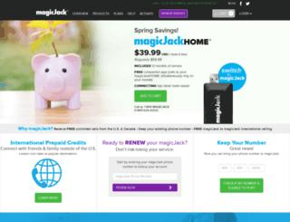 magicjackwifi.com screenshot