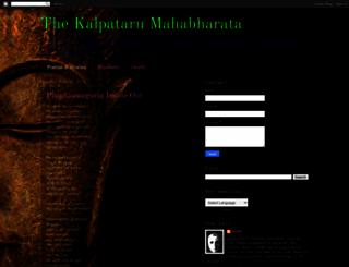 magick-straordinary.blogspot.com screenshot