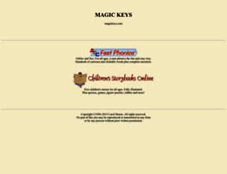 magickeys.com screenshot