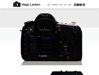 magiclantern.fm screenshot