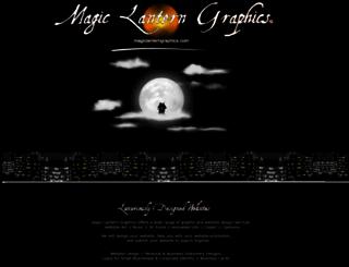 magiclanterngraphics.com screenshot
