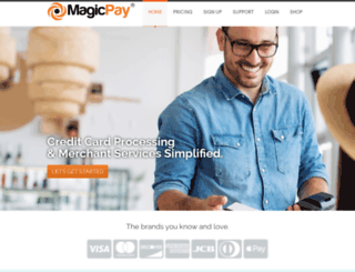 magicpay.net screenshot