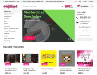 magicshop.nl screenshot
