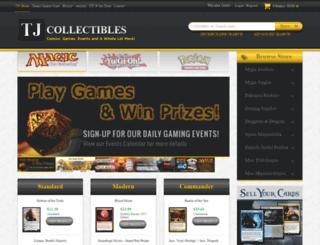 magicsingles.crystalcommerce.com screenshot