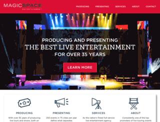 magicspace.net screenshot