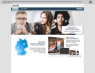 magix-blog.com screenshot