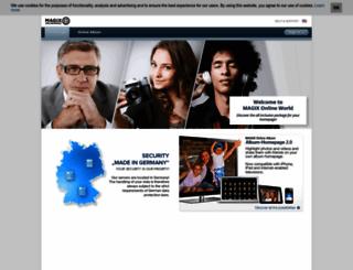 magix-online.com screenshot