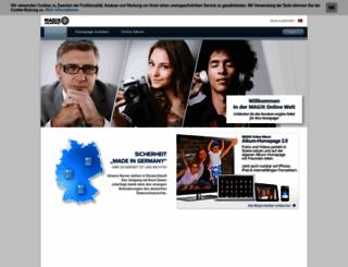 magix-photos.com screenshot