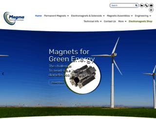 magmamagnets.com screenshot