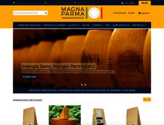 magnaparma.com screenshot