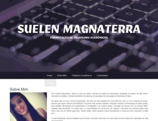 magnaterra.com.br screenshot