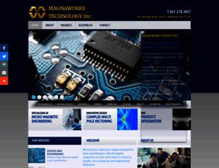magnaworkstechnology.com screenshot