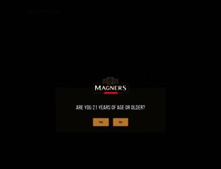 magners.com screenshot
