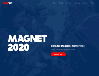 magnet.magazinescanada.ca screenshot