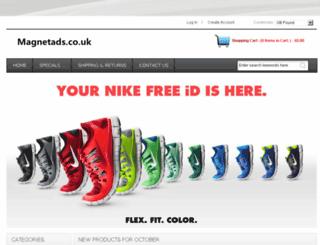 magnetads.co.uk screenshot