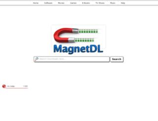magnetdl.resforfree.com screenshot
