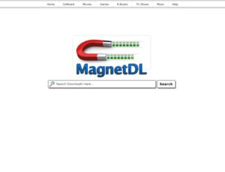 magnetdl.unblocked.ist screenshot