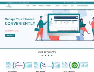 magnetgroupng.com screenshot