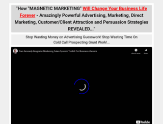 magnetic-marketing-toolkit.com screenshot