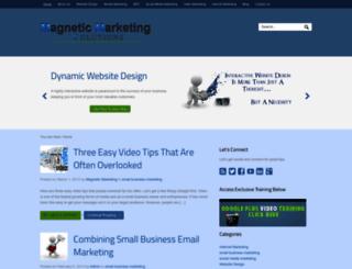 magneticmarketingsolutions.com screenshot