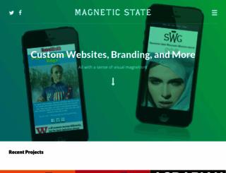 magneticstate.com screenshot