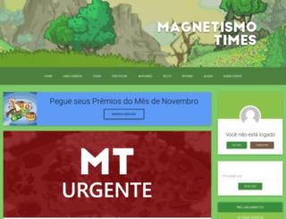 magnetismotimes.com screenshot