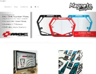 magnetodesign.com.au screenshot